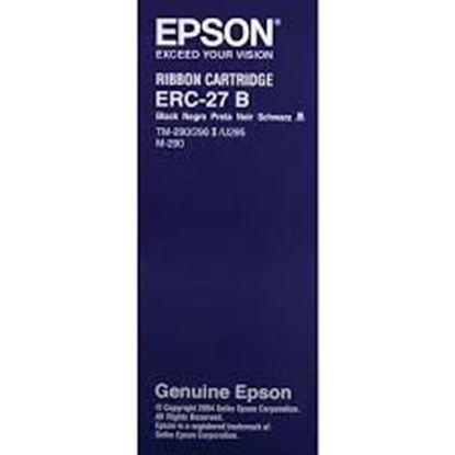 Зображення ERC-27 Black Ribbon Cassette TM-U295