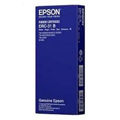 Зображення ERC-31 Black Ribbon Cassette TM-U950/ 925