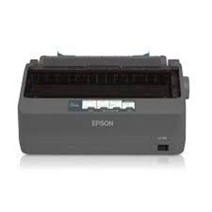 Изображение Принтер А4 Epson LX-350, интерфейсы: IEEE1284, RS-232D, USB