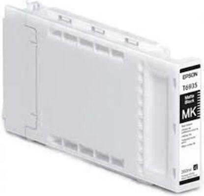 Зображення Картридж Epson SC-T3000/ 5000/ 7000 Matte Black, 350мл