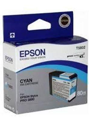 Зображення Картридж EPSON Stylus PRO 3800 / 3880 cyan 80 мл