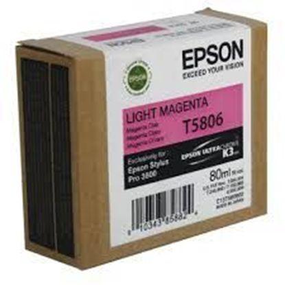 Зображення Картридж EPSON Stylus PRO 3800 l.magenta 80 мл