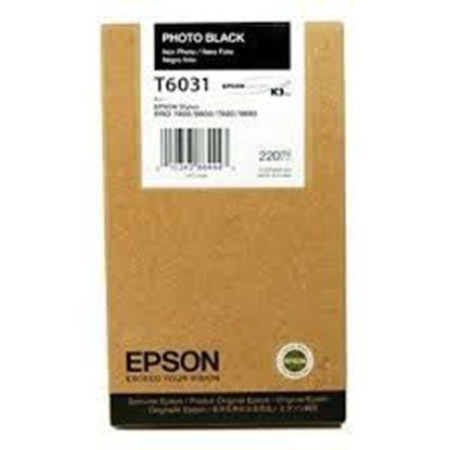 Зображення Картридж Epson StPro 4400/ 4450 matte black, 220мл