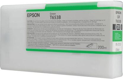 Зображення Картридж Epson StPro 4900 green, 200мл