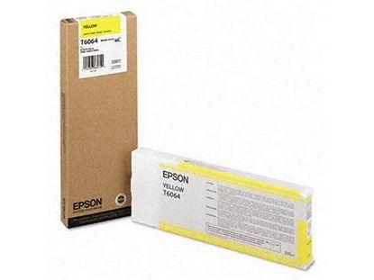 Зображення Картридж Epson StPro 4800/ 4880 yellow, 220мл