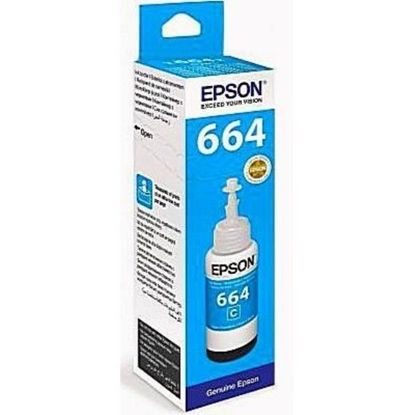 Зображення Контейнер Epson L100/L200 cyan