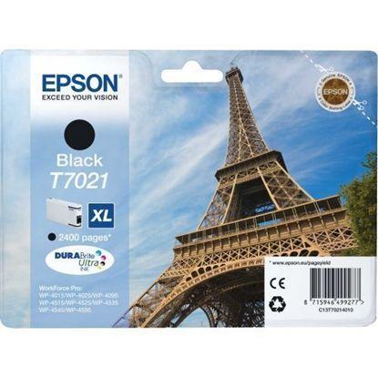 Зображення Картридж Epson WP-4015DN / WP-4095DN / WP-4515DN / WP-4525DNF / WP-4595DNF / WP-4025DW / WP-4535DWF / WP-4545DTWF XL black