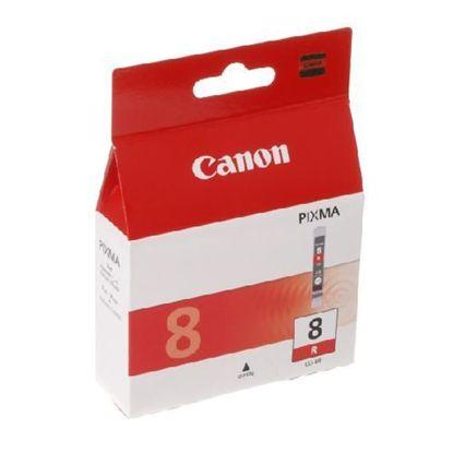Зображення Картридж Canon CLI-8R (Red) для iP4200/4300/4500/5200 5300/6600D, MP500/530/800/830, Pro9000