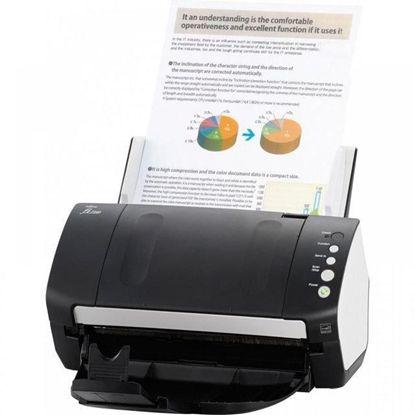 Зображення Документ-сканер A4 Fujitsu fi-7140