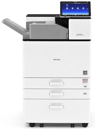 Изображение Ricoh SP 8400DN, 60 стор./хв., мережевий принтер, дуплекс