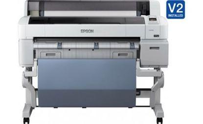 """Изображение Принтер SureColor SC-T5200  (А0/36""""/914мм)"""