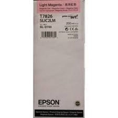 Зображення T7826 Light Magenta SURELAB SL-D700