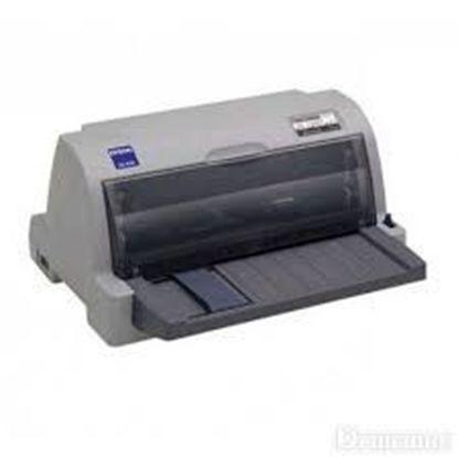 Зображення Принтер А4 Epson LQ-630