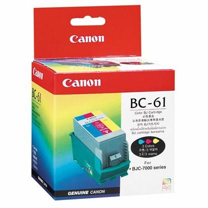 Зображення Картридж Canon BC-61 Color для BJC-7000 / 7100