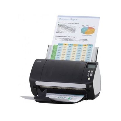 Изображение Документ-сканер A4 Fujitsu fi-7180