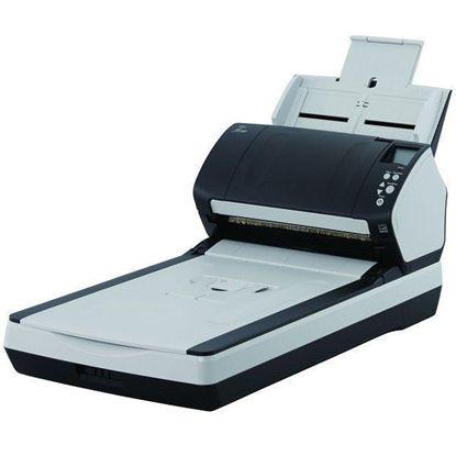 Изображение Документ-сканер A4 Fujitsu fi-7260 (встроенный планшет)