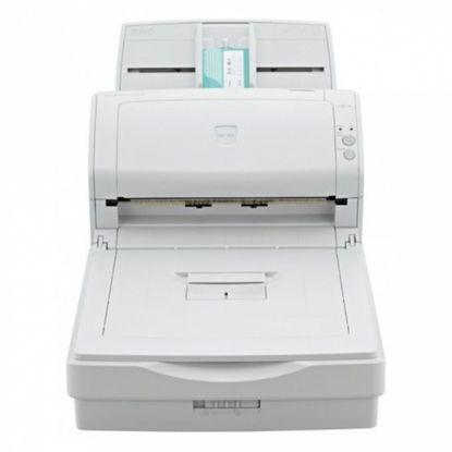 Изображение Документ-сканер A4 Fujitsu SP-30F (встроенный планшет)