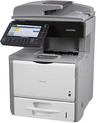 Изображение Ricoh Aficio SP 5200S, 45 стор./хв., мережевий принтер, копір, сканер, ARDF, дуплекс