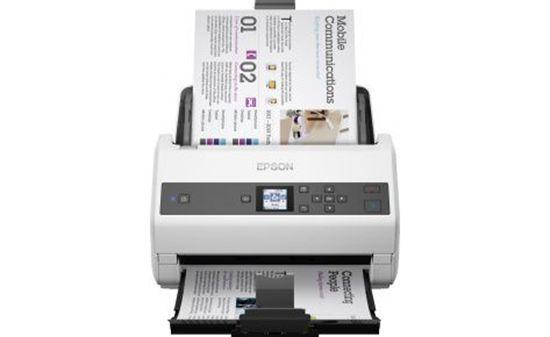 Изображение Потоковый документ-сканер Epson WorkForce DS-870